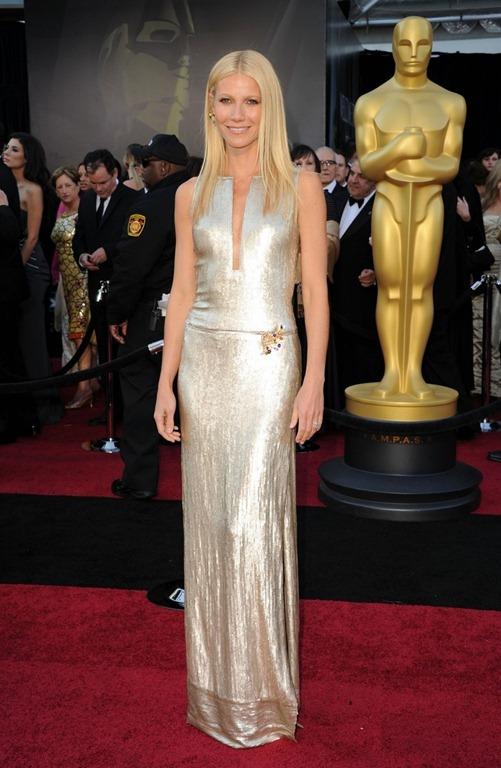 Gwyneth Paltrow - Calvin Klein