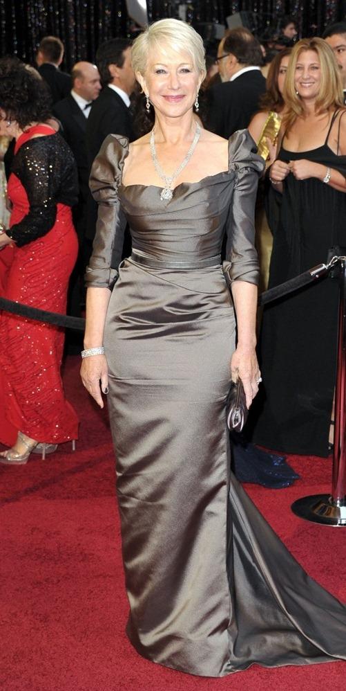 Helen Mirren - Vivienne Westwood Couture