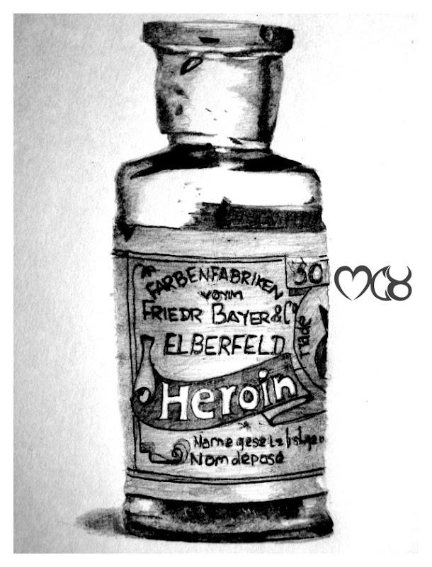 Bottle of Ecstasy