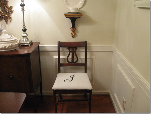 monogrammed dining room chairs 022