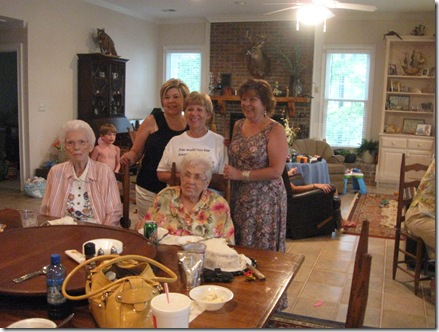 90th birthday party 050