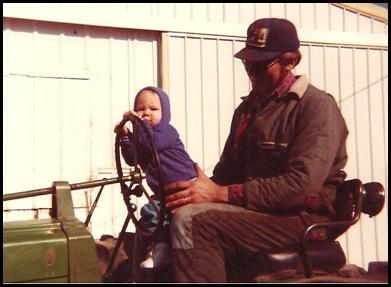 Luke-baby tractor 001