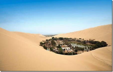 20 most incredible desert oasis