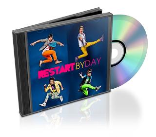 oscoloridos2011 Download   CD Restart   By Day (2011) Baixar Grátis