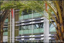 Zero Energy Building- credit BCA