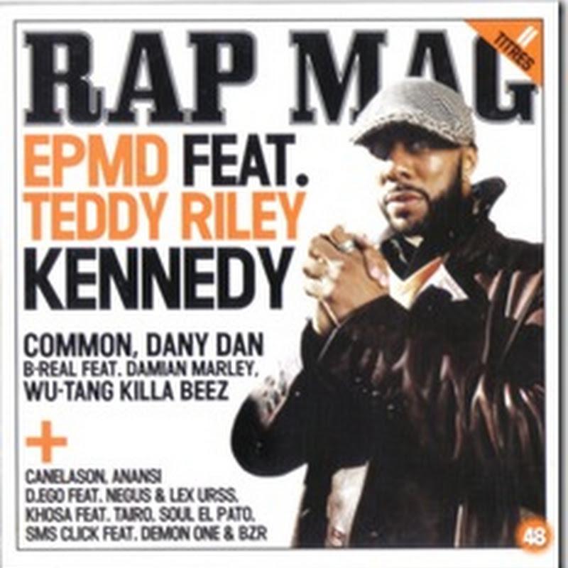 DE AFARA: Rap Mag # 48