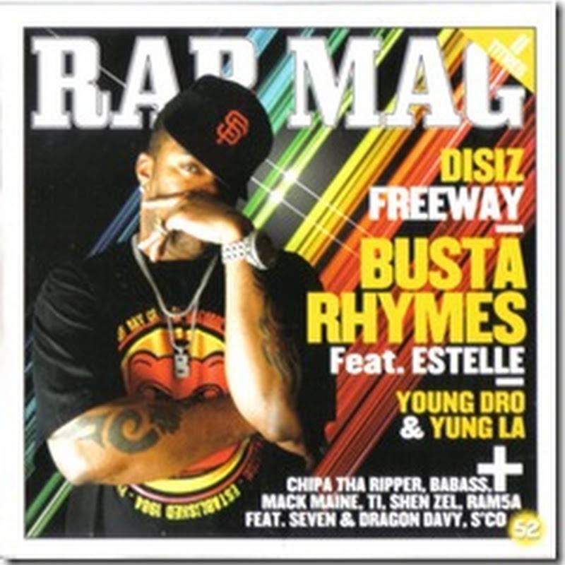 DE AFARA: Rap Mag # 52