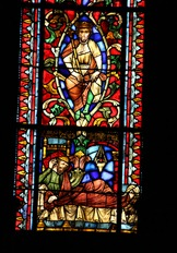 Metz Cathedral & the Chagall Windows