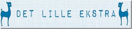 det lille ekstra logo