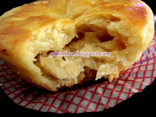review chicken pie from consfood damai