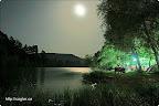 Gece kamp yeri