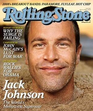 Jack Johnson Rolling Stone