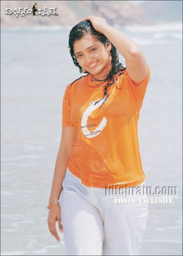 Renuka Menon Hot Wet Saree Exposing Pics.