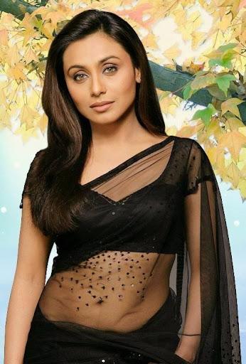 Rani Mukherjee Hot Exposing Photos