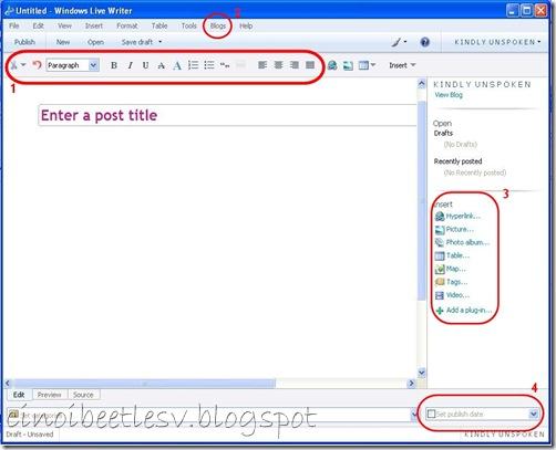 LiveWriter 5