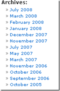 friendster blog archives