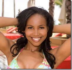 Miss Cayman Islands 2009 Nicosia Lawson