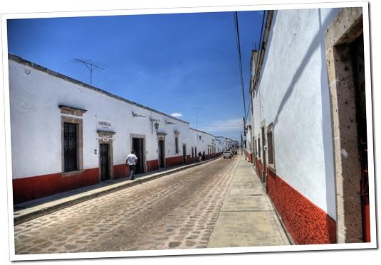 Cuitzeo street