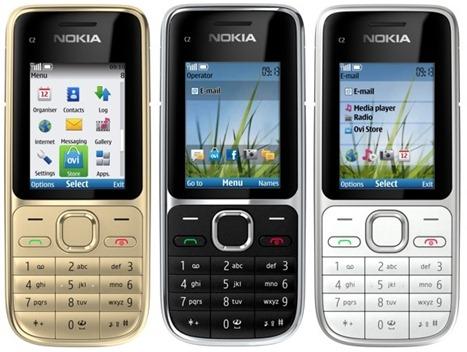 Nokia-C201