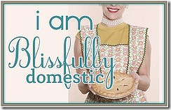 Blissfully Domestic 1