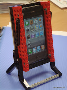 Soporte Dock Iphone 4 Lego-6.JPG