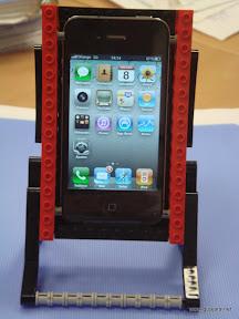 Soporte Dock Iphone 4 Lego-7.JPG