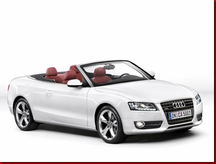 Audi A5 Car