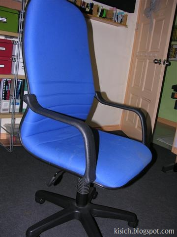 Chair Blue $25.00 (Small)