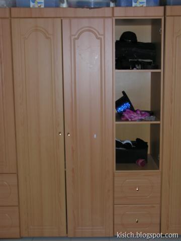 Wardrobe w Shelf $50.00 (Small)