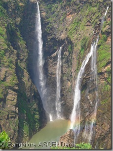 Jog fall at its best during afternoon_1