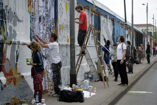 Otvaranje Muzeja ulične umjetnosti u Zagrebu