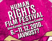 Human Rights Film Festival 2010.