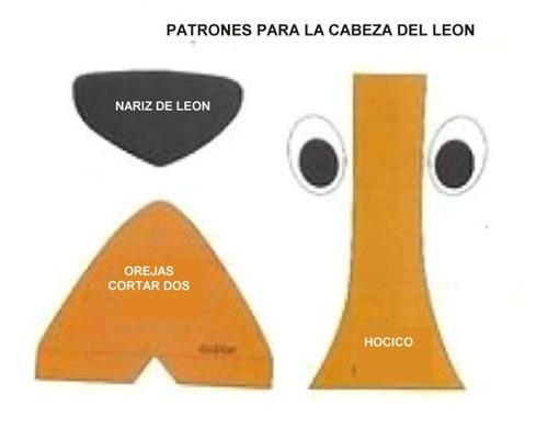 PLANTILLA CABEZA DE LEON 1