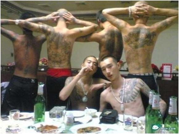 Las tríadas chinas