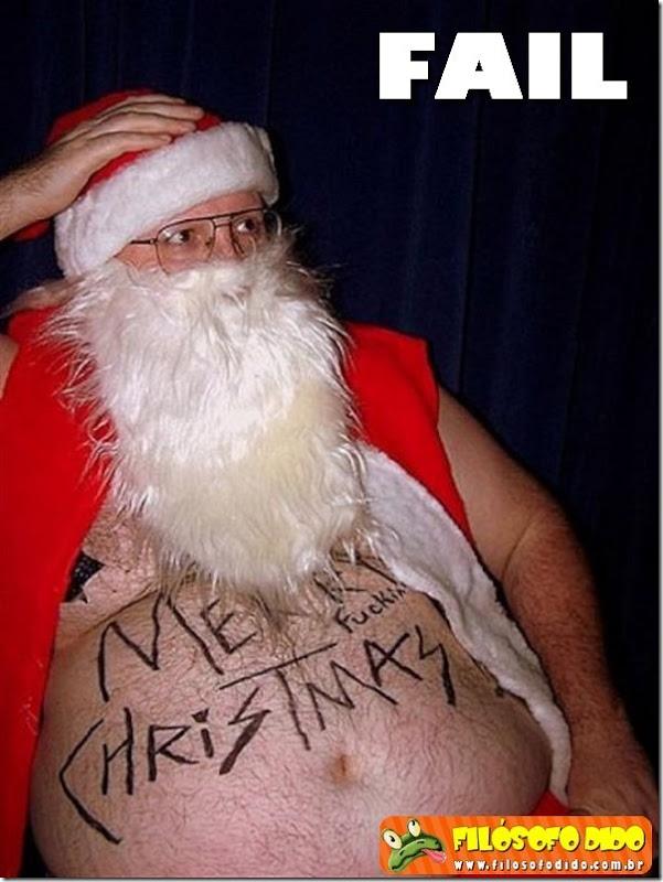 feliz natal fail 4