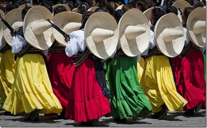 mexicanas en el bicentenario