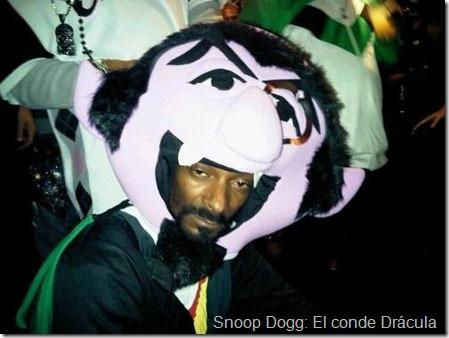migallinero Snoop Dogg: El conde Drácula