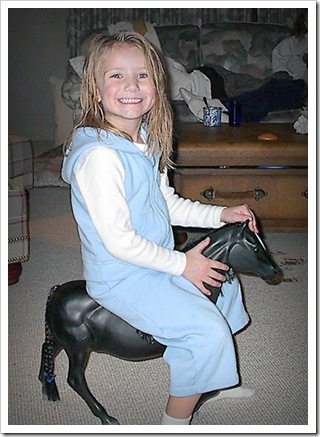 Becca on Horse11