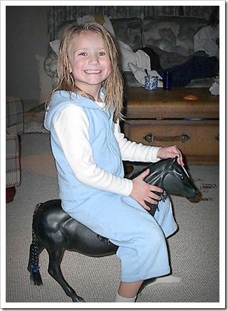 Becca on Horse11