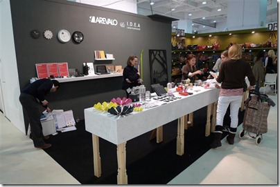 2. Aarevalo stand
