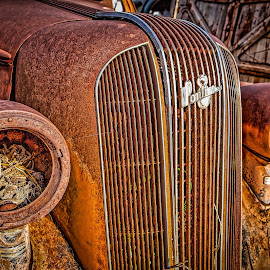 Pontiac 8 by Ron Meyers - Transportation Automobiles