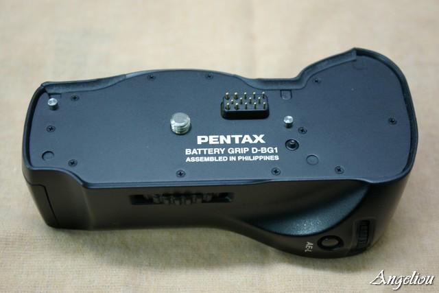 Pentax istD 前後轉輪及手把維修