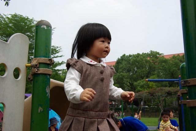 南投中興新村光華公園