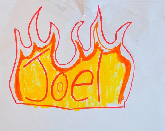 joel's graffiti