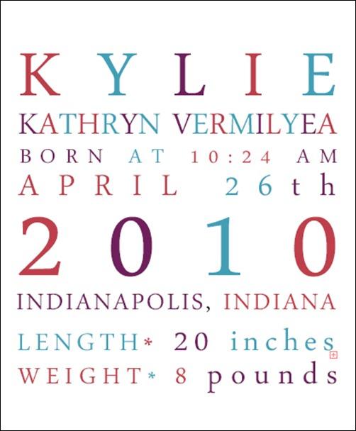 Kylie Kathryn