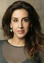 Greek mezzo-soprano Mary-Ellen Nesi