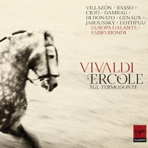Antonio Vivaldi - ERCOLE SUL TERMODONTE (Virgin 6945450)