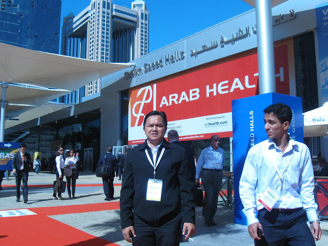 ARAB HEALTH