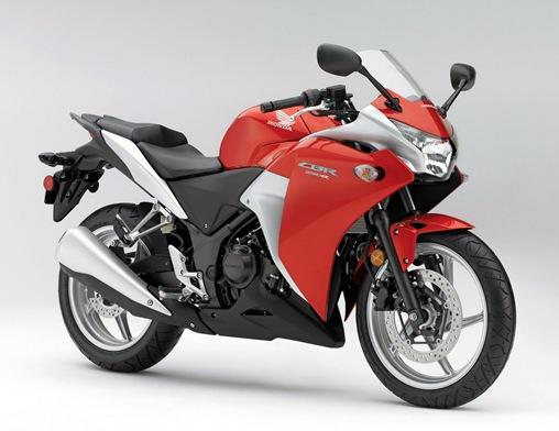 Honda-CBR250-2011