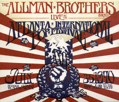 the Allman Brothers Band ~ 1970 ~ Atlanta International Pop Festival